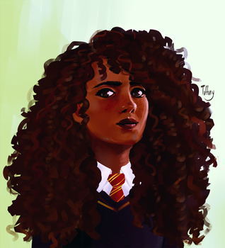 Brightest Witch of Her Age by Tuffuny