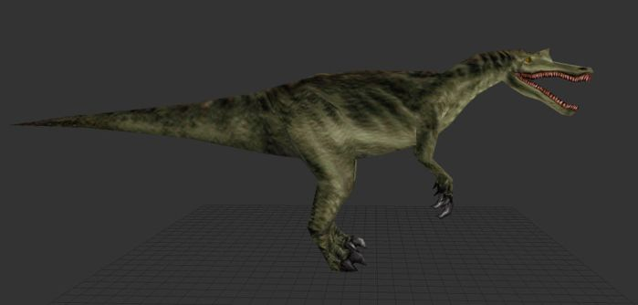 Carnivores 2- Irritator by Poharex
