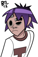 2-D by Ben-the-looney