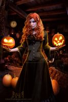 All Hallows Eve by EmberRoseArt