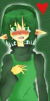 SARIA - You're all I wanted... by SlimeBaby