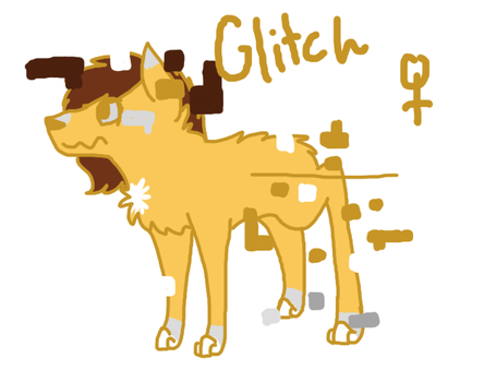 Glitch by Redthepanda98