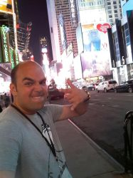 ToTo at the Big Apple by ToTo088