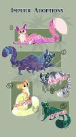 [OPEN] POINT Impurr adopts: Batch 1 by Takarti
