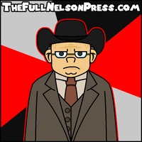 Jim Ross (2010 WWE Old School RAW) by TheFullNelsonPress