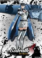 Esdeath by Shinoharaa
