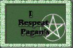 I Respect Pagans more by darknessthehedgehog3