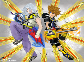 Kh2 - Eternal Session by KenXVII