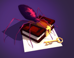 book spider props game by BandSpace