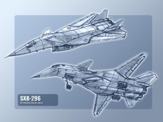 SXB-296 by TheXHS