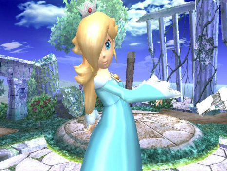 Rosalina In Brawl? by signothetymes