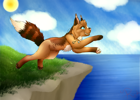 Reach for the Skye by Rivers-Of-Red