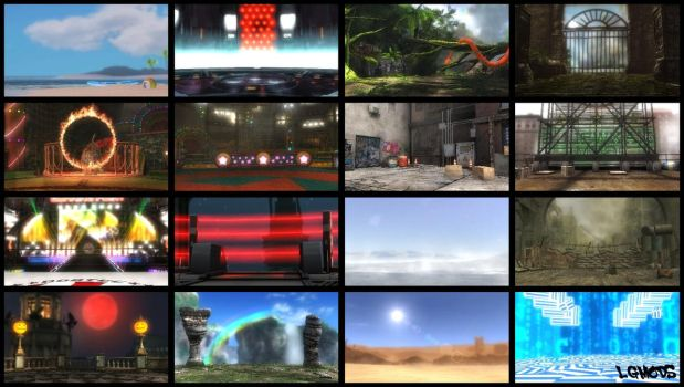 [RESSOURCE] DOA5LR Stage Background PACK by LGMODS