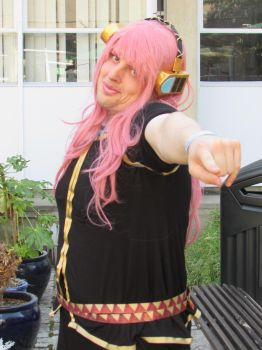 Vocaloid - Megurine Luka cosplay (2) by DILLIGAF-Otaku