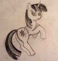 Cutie Mark 'Demonstration' by Invidlord