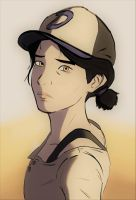 TWD:New Frontier - Clementine by ArbitraryLabby