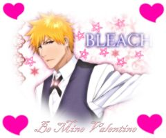 Ichigo Be Mine Valentine by SkyHigh-x3