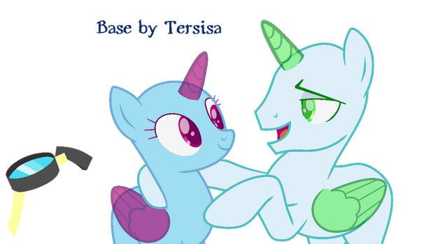 Pony Base 11 by Tersisa