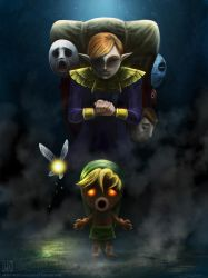 Majora's Mask: Terrible Fate by EternaLegend