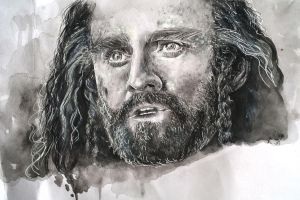 Thorin, battle of the five armies by The-girl-in-Mirkwood