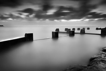 Coogee in Monochrome by HarryZero