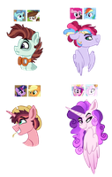 Adopts-I was busy thinkin' bout boys by Saphi-Boo