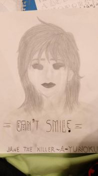 Can't Smile by A-Yunoku