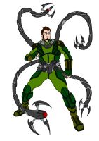 Doc Ock Redesign! by Comicbookguy54321