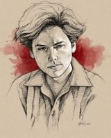 Cole Sprouse by artistm0nk