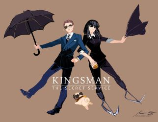 Kingsman by zetallis