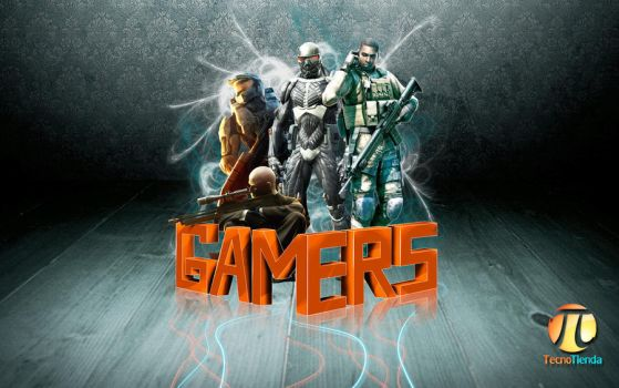 wall gamers by rozfer
