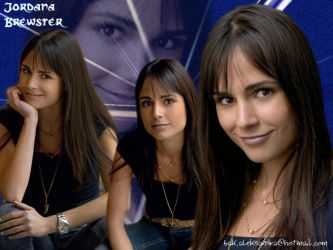 Jordana Brewster II by wallpapersworld