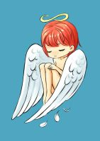 Little Angel by freeminds