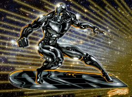 SilverSurfer by VAXION