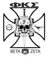 New Fraternity Logo by sl8t3r