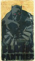 black panther 2 by laseraw