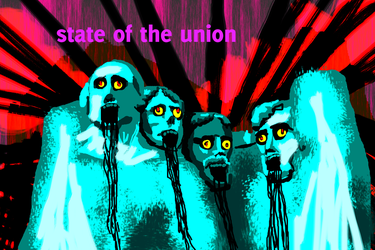 State of the Union by BernardFazling