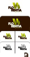 FLORENTIA WORLD - Logotype I by ideareattiva