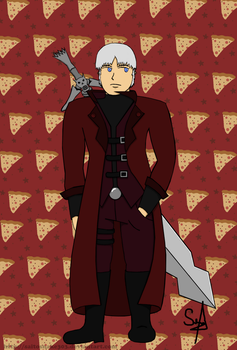 Yes, This is Dante by SaitoSnake303