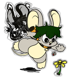 The Intermission Mouse - Don't Starve Together by 0-LOTUS-0