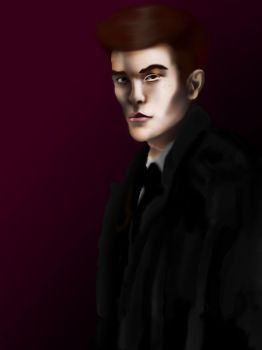 Ethan Ritter by snowstormspawn