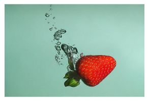 strawberry by garrit