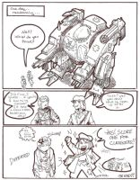 The Perks of Being a Clanker by ComickerGirl