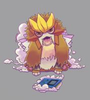 Entei Cute by 99g3ny99