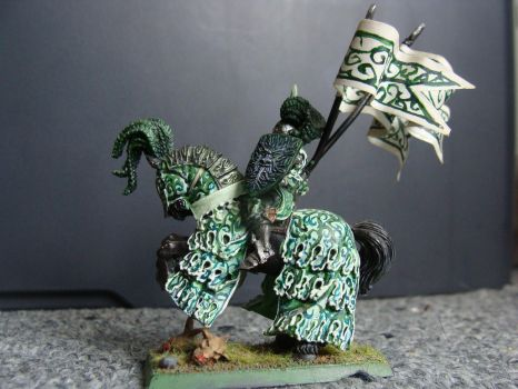 The Green Knight by Chromone