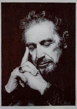 Al Pacino by ivacy