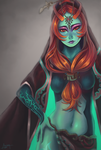 Midna by Aeviann