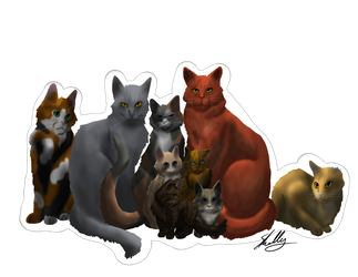 The Brood of Bloodstar by ShellyTheLast