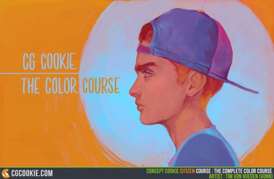 The Complete Color Course: Learn Color Today! by CGCookie