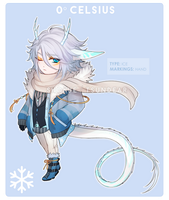 [ADOPT] DRACORI - 0 Celsius (CLOSED) by tsundear